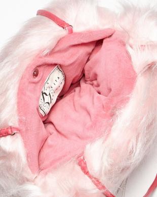ピンク  ネコバッグ見る