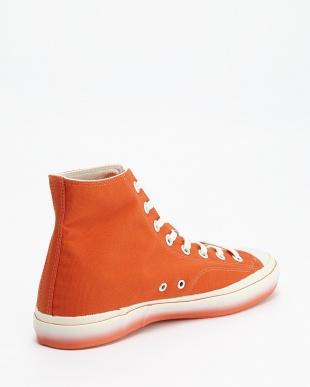 オレンジ  HIBASKET G スニーカー|UNISEX見る