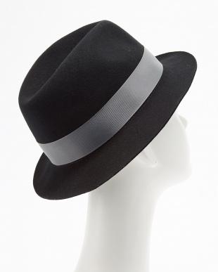 ブラック  DARK COLOR SOFT HAT見る