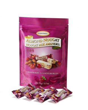 アーモンドヌガー2種+チョコアーモンドヌガー2種見る