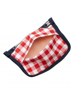 GINGHAM CLASSIC RED  Tissue Case見る