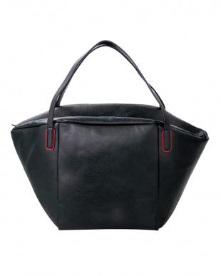 ブラック  変形バッグ|WOMEN見る