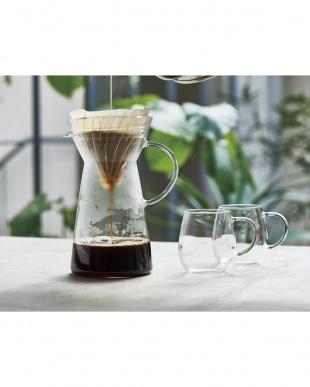 V60 グラスアイスコーヒーメーカー見る