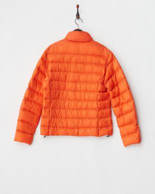 オレンジ/ベージュ YELLOWSTONE ダイレクトパッディング・ダウンジャケット見る