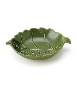 グリーン  Potte Leaf ボウル L 3Pセット見る