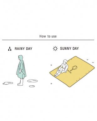 PinkTriangle  Danke Rain Cape2016見る