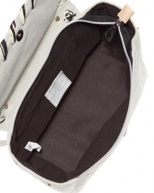 ライトグレー  Vif 2WAYバッグ見る