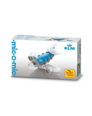 スモールジェットプレーン KLM mic-o-mic見る