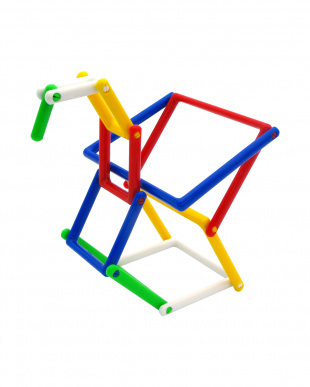 プラスチック知育玩具 ジェリク(大)見る