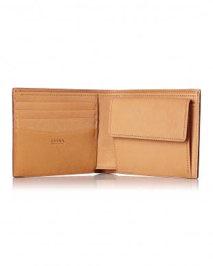 グリーン  アドバンレザー2つ折財布(札入)日本製見る