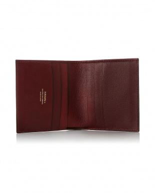 ワイン  2つ折財布(純札) MAISON de HIROAN見る
