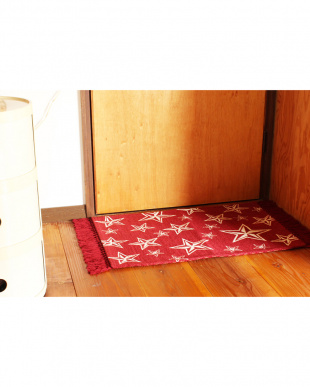 RED  STAR RUG 50×70見る
