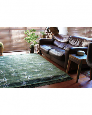 RED  STAR RUG 140×200見る