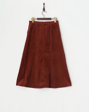 terracotta コール スカート見る