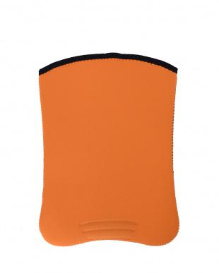 カモ×オレンジ  iPadスリーブ見る