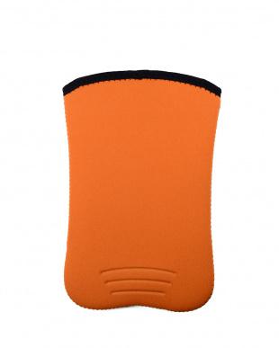 カモ×オレンジ  iPad miniスリーブ見る