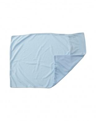 ブルー アウトラスト ピローカバー・約63×43cm見る