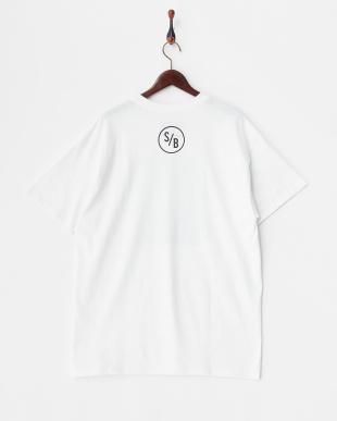 ホワイト プロントTシャツ見る