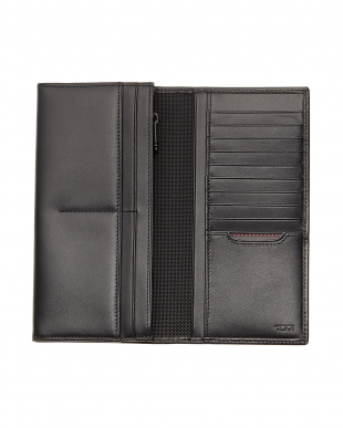 ブラック DELTA ブレスト・ポケット・ウォレット|MEN見る