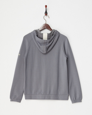 md.gray  W PRIMA HOODY(312-24-0028)見る