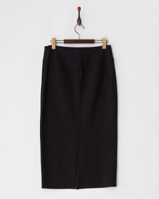 black ジャージータイトスカート見る
