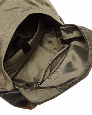 KHAKI  BASIC BACKPACK見る