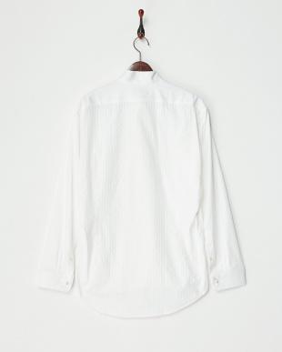 パターン1 パッチワークウイングカラーシャツ見る