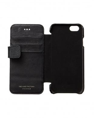 BLACK  LIZARD iPhone 6 ケース(カード入れ付き)見る