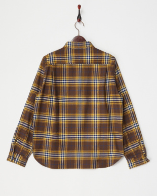 YELLOW FLANNEL SHIRT見る