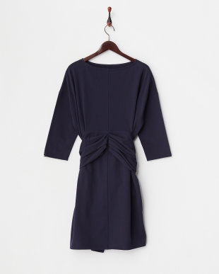 NAVY  LOINCLOTH DRESS見る