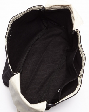 ブラック キャンバスバッグ|GIRL見る