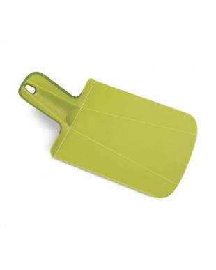 グリーン  チョップ2ポットミニ(折りたたみまな板)見る