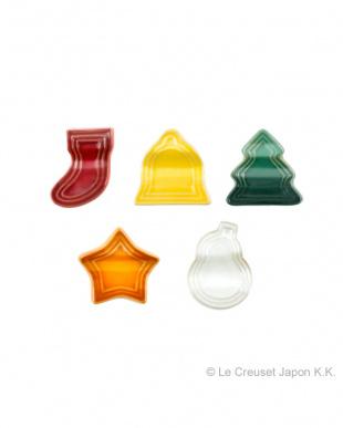 クリスマスコレクション チョップスティック・レスト(5個入り)見る