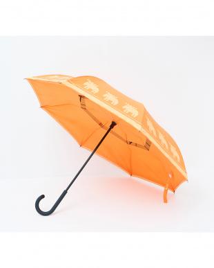 マンダリン  2重傘 circus(サーカス) 晴雨兼用見る