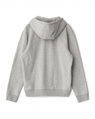 Medium Grey Heather  AF FZ LOGO HOOD SWEAT SMU フルジップパーカー見る