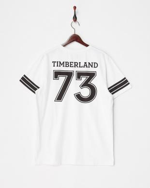 White  AF FOOTBALL LOGO TEE SMU Tシャツ見る