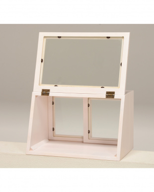 カウンター上ガラスケース 40×25×25cm見る
