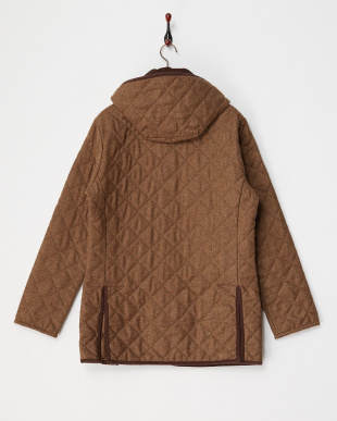 HB1: 21 BROWN HERRINGBONE DENSTON/M/HB1|MEN見る