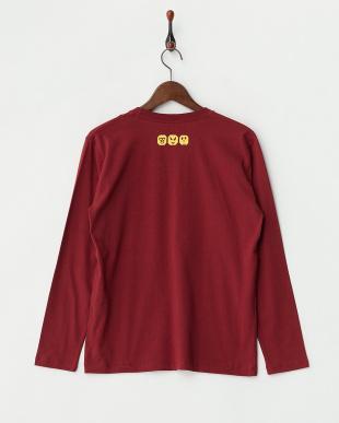 プラム 長袖Tシャツ 68 ルチャ リブレ見る