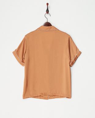 BROWN オープンカラーシャツ見る