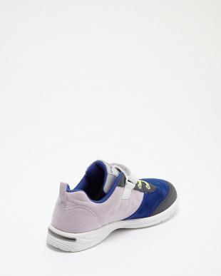 ブルー/ピンク  designed by cokitica シューズ見る