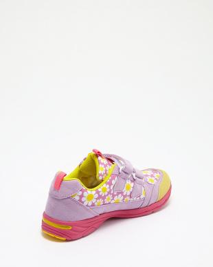 ピンク(お花)  designed by ej sikke lej シューズ見る