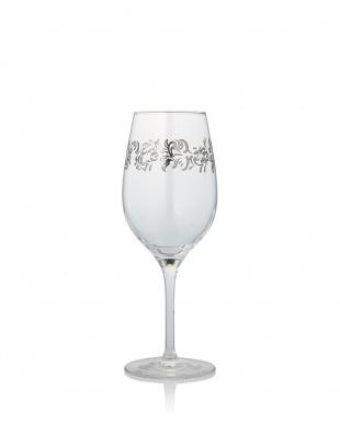 プラチナ ガーランド ワイングラス ペアセット見る