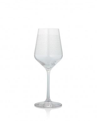 アラベスク リーブス サティンプリント ワイングラス 5客セット見る