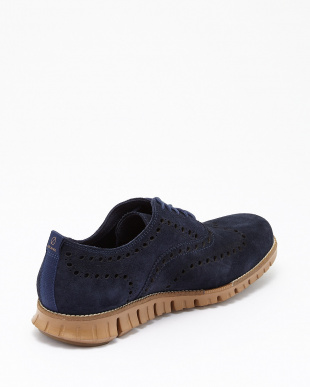 GULF SUEDE/RUBBER ZEROGRAND OX OUTLET EXCL CLOSED II見る