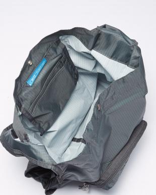 グレー  Expand-a-Bag ショルダーバッグ見る