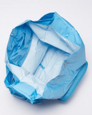ブルー  Expand-a-Bag ショルダーバッグ見る