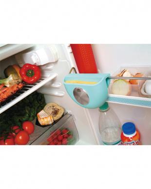 スメルキラー冷蔵庫用 フック付き見る