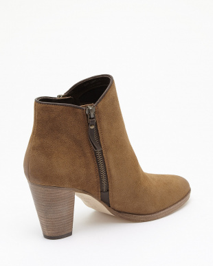 OLIVE SUEDE  HAYES BOOTIE見る