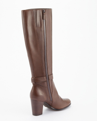 CHESTNUT LEATHER CASSIDY WATERPLOOF BOOT見る